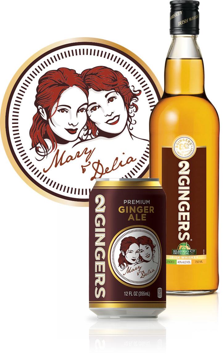 Beam Suntory - 2 Gingers Ginger Ale